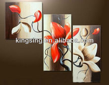fabric painting designs landscape flowers