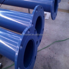 pvc coated steel pipe/plastic coated steel pipe/PE lined steel pipe coated color pipe for water
