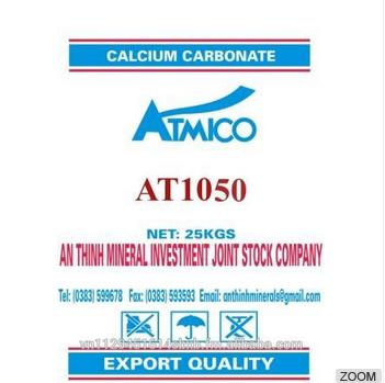 High Quality Uncoated Calcium Carbonate AT1050