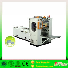 Hot Selling Full Automatic Facial Tissue interfold machine Production Line