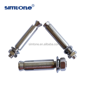 Stainless steel expansion anchor bolt M6 M8 M10 M12 M16 M20 china manufacture