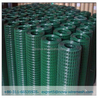 1x1 pvc coated welded wire mesh made in china