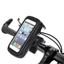 Universal Water Resistant Pouch Cover Case Bicycle Bike Phone Mount Bag