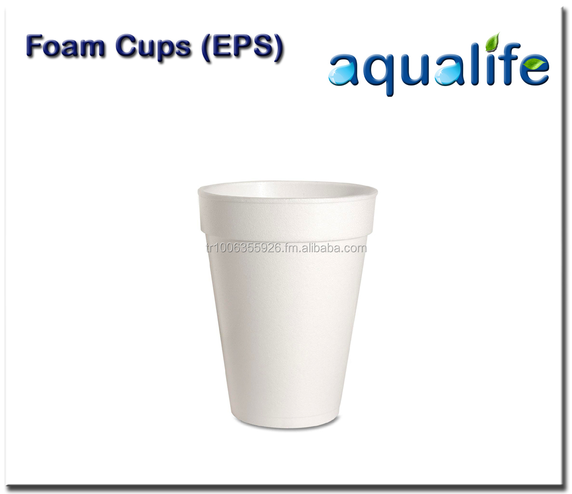 Foam Cups (EPS)