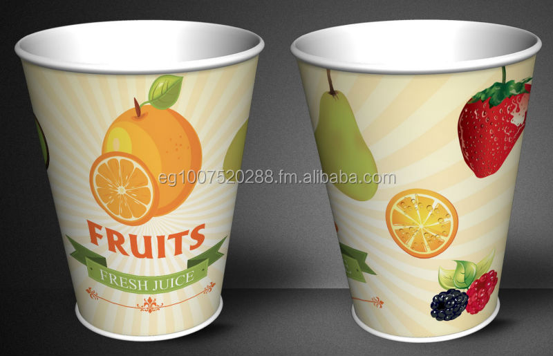 Paper Cup 12 oz suitable for both Cold and Hot Drinks
