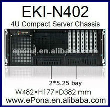 4U Compact Server case, Rackmount Chassis, industrial PC case EKI-N402