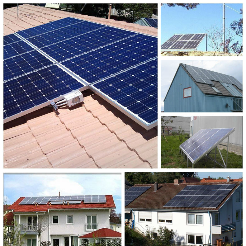 HYE off grid solar power system solar rooftop power system stand alone solar power system