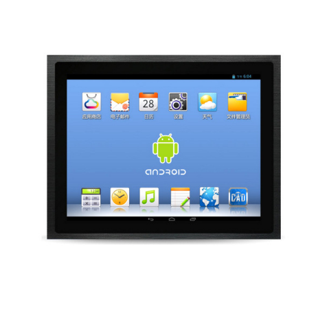 19 inch large capacitive touch screen tablet/panel pc