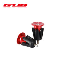 GUB C03 the plug and cover the plastic expansion AL6061 aluminum alloy to plug the mountain handlebar stopper