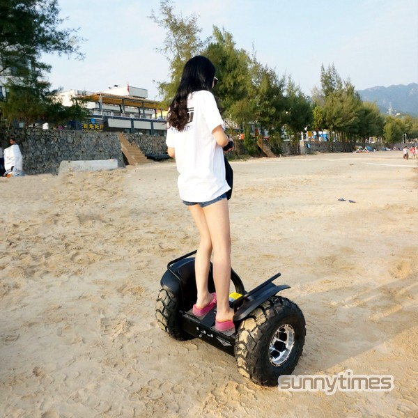 Sunnytimes ORV 2 wheel self balancing electric scooter