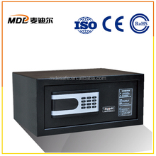 Biometric System Credit Card Safe Lock Depository Safe with Decoder and Emergency Key