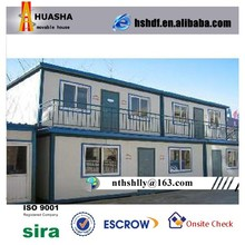 Two storey ready made modular buildings house design