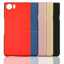 Wholesale Rubber coat Premium Hard matte rubber PC case for BlackBerry Keyone/Frosted PC cell phone case for BlackBerry Keyone
