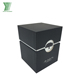 Wholesale alibaba custom black square hat candle box paper packaging for candle