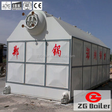 The best alibaba China evaporation 10t/h coal fired fire tube boiler