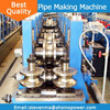 Cheap gas&oil pipe welded steel pipe production line