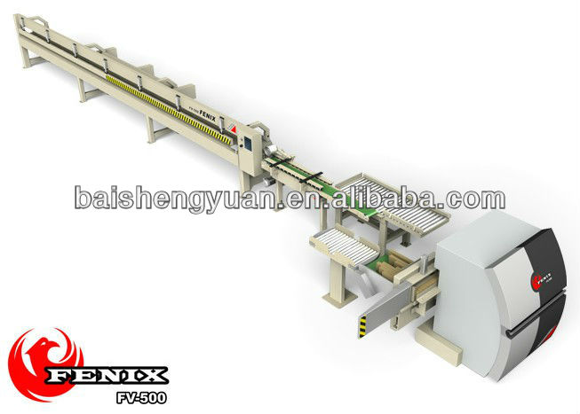 Finger Jointer Board Making Machines