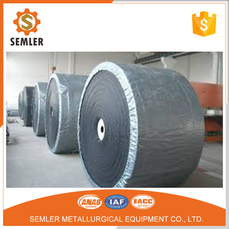 Quarry Conveyor Rubber Belts Ovens Modular Conveyor Components