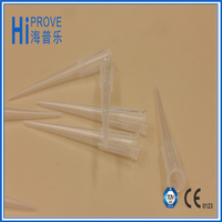 Top Sale Laboratory pipette tips Disposable Filter micropipette tips 10ul 200ul 1000ul