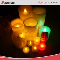 Tea candle Light Type and led artificial candle light led candle bridge light