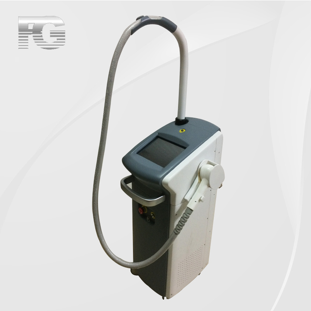 Skin Resurfacing Fractional Laser Er Glass 1550nm Fiber Laser Cosmetics Beauty Machine for Hair Regrowth