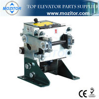 elevator automatic rescue device | rope brake | elevator safety device