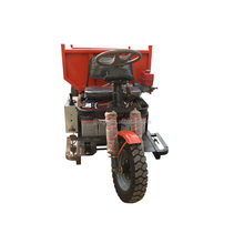 Licheng hydraulic electric tricycle for cargo/China low price adult electric trike