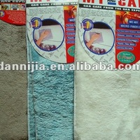 Microfiber Cleaning Cloth With Different Types