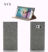 For samsung Galaxy J7 2016 leather cases, unversal flip covers for samsung mobile phones