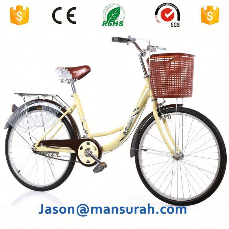 26 size city bike colorful style lady bicycle elegent city bike /city cycling