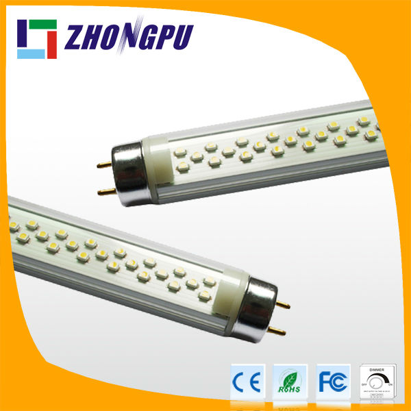VDE TUV UL DLC T8 led tube light lamp 1200mm 18W 1500mm 22W led fluorescent light