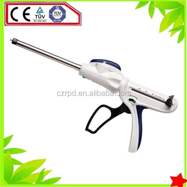 Disposable Laparoscopic Linear Cutter Stapler With CE.ISO