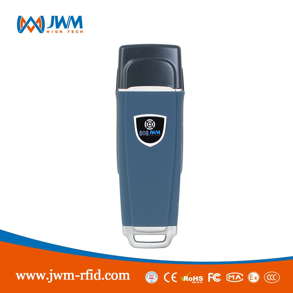 rfid watchman clock security guard tour patrol report system