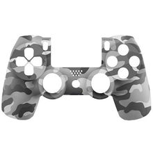 New Camouflage Original Replacement Case Front Shell For PlayStation 4 DualShock PS4 Controller