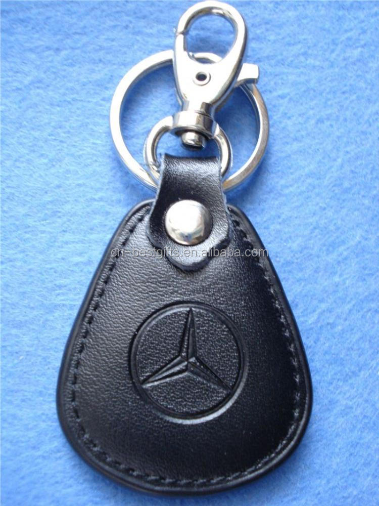 Latest Arrival Special design leather car key chain for sale