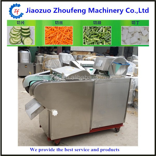 2016 Newest Automatic industrial commercial fruit and vegetable cutting machine
