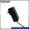 FCC RoHS 12V 1A wall adapter high quality switching power adapter for CCTV speaker