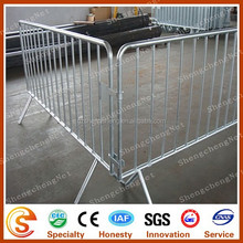 Economic removable fence Tubular temporary fence Iron fencing