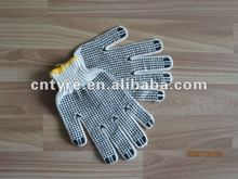 good quality safety working gloves--cotton knitted