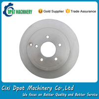 High quality toyota avensis brake disc with competitive price