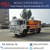 Pavement maintenance truck,asphalt synchronous chip sealer