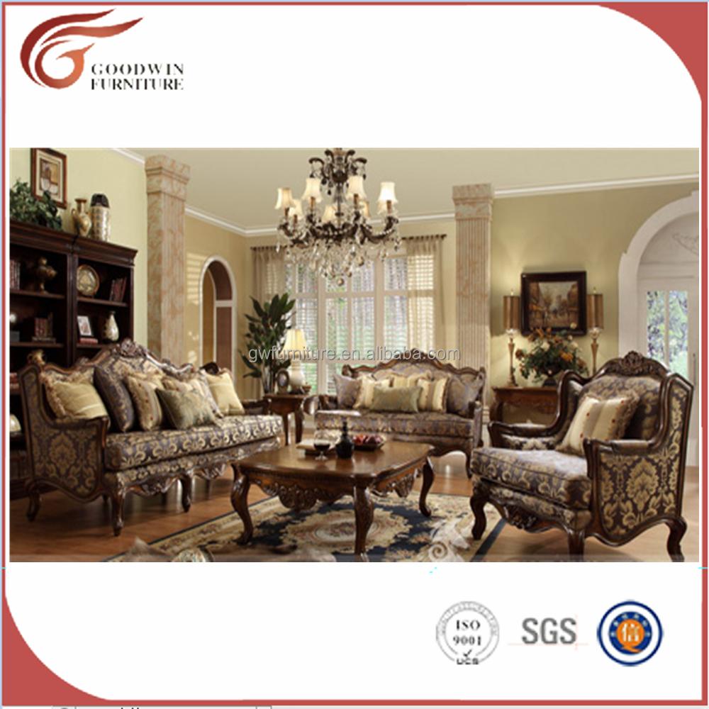 High end style sofa set living room furniture buy hot for High end living room furniture