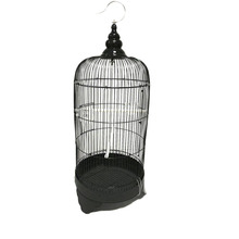 Indonisia Powder coated round bird cages for sale cages