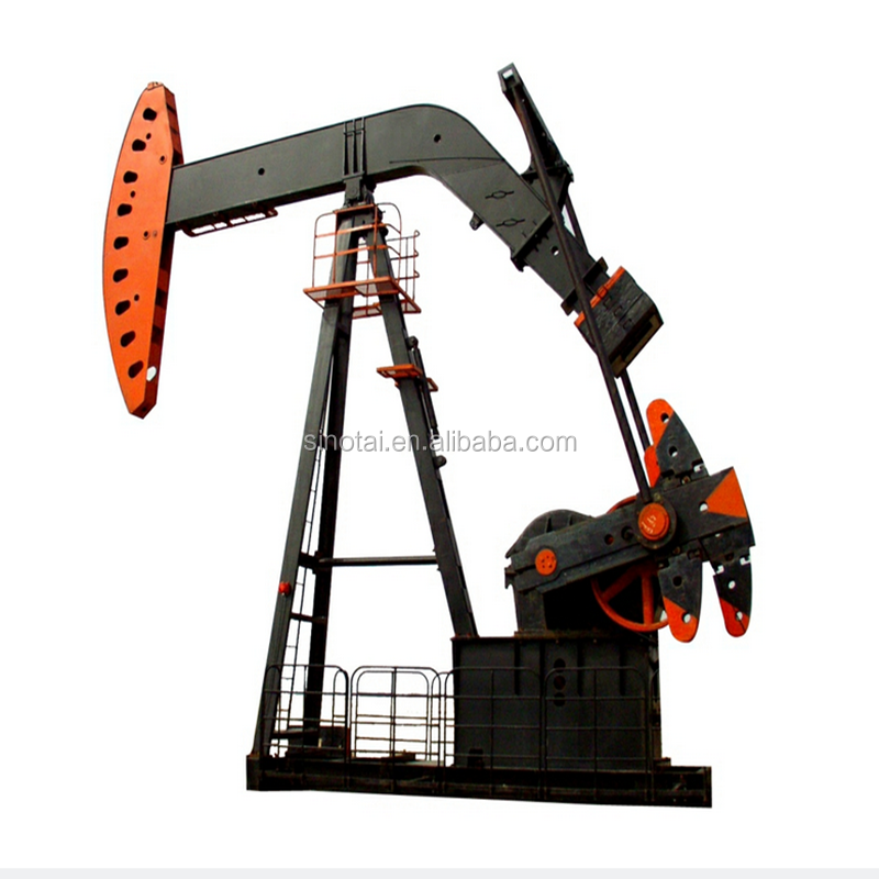 Pretty Competitive Price!!! High Quality Bend Walking Beam Pumping Units For Oil Well Field