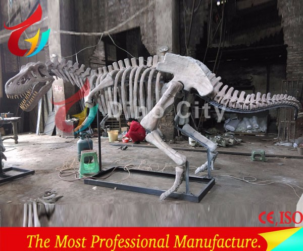 full size high realistic museum quality dinosaur skeleton
