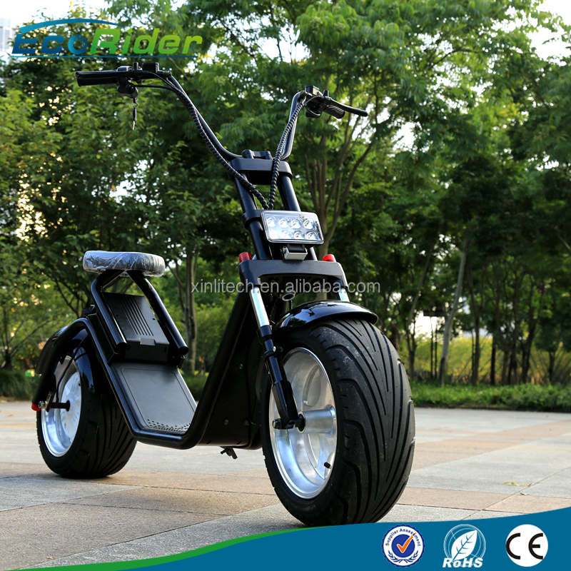New Adult Electric Scooter 2 Wheels Electric scooter Motorcycle