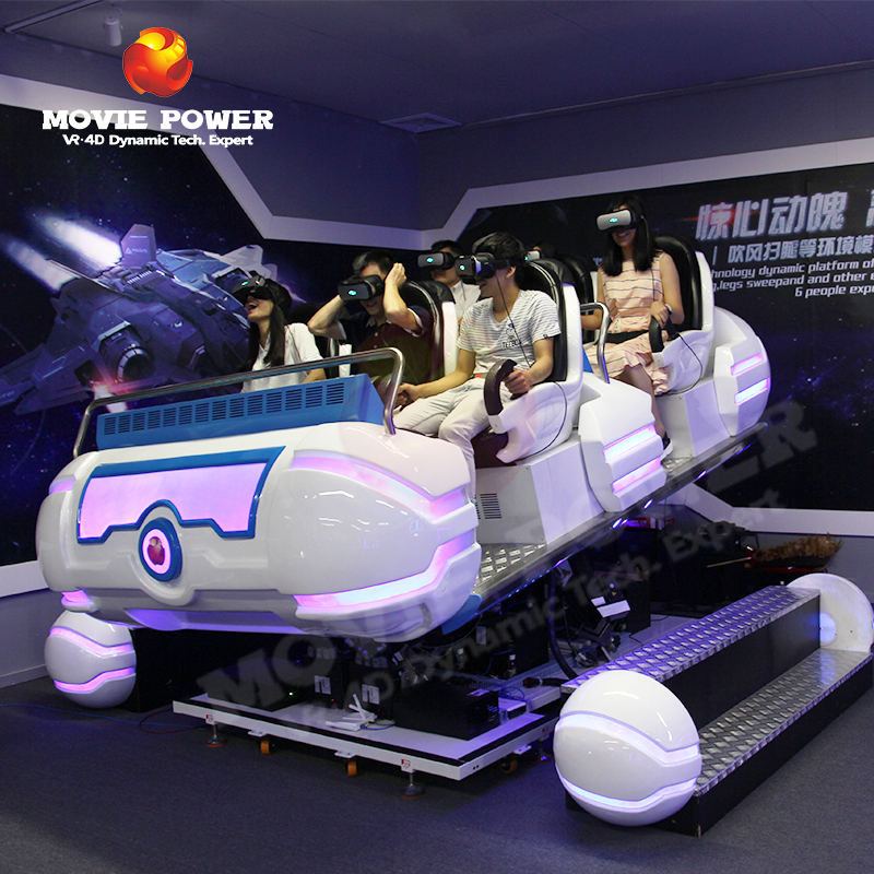 Shopping Mall Hot vr playstation theme park equipment for sales simulator vr easy to earn money