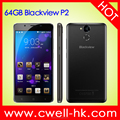 Hot Sale Blackview P2 5.5 Inch FHD Screen 4GB RAM 64GB ROM 6000mA Big Battery Android Smartphone