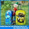 Beautiful trolley children kids cartoon rolling luggage case