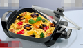 ATC-3030 Antronic home electric pizza pan with glass cover